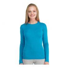 חולצה תרמית לנשים - Everyday LS Crewe - Icebreaker