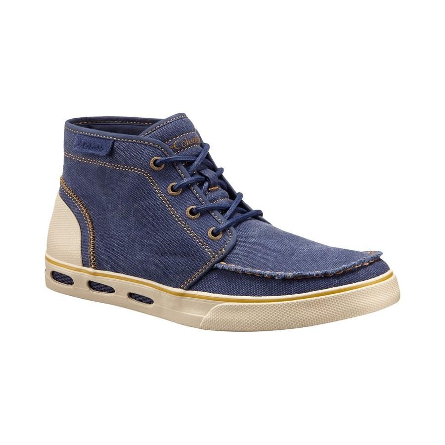 נעליים לגברים - Vulc N Vent Chukka Canvas - Columbia