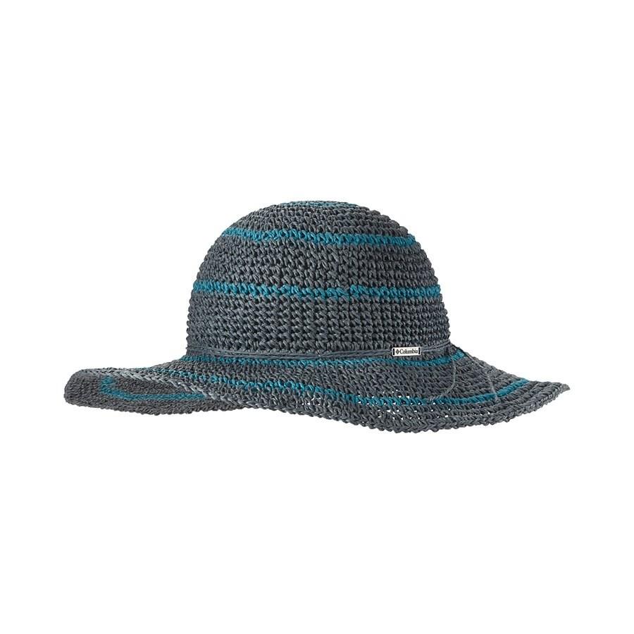 כובע קש לנשים - Early Tide Straw Hat - Columbia