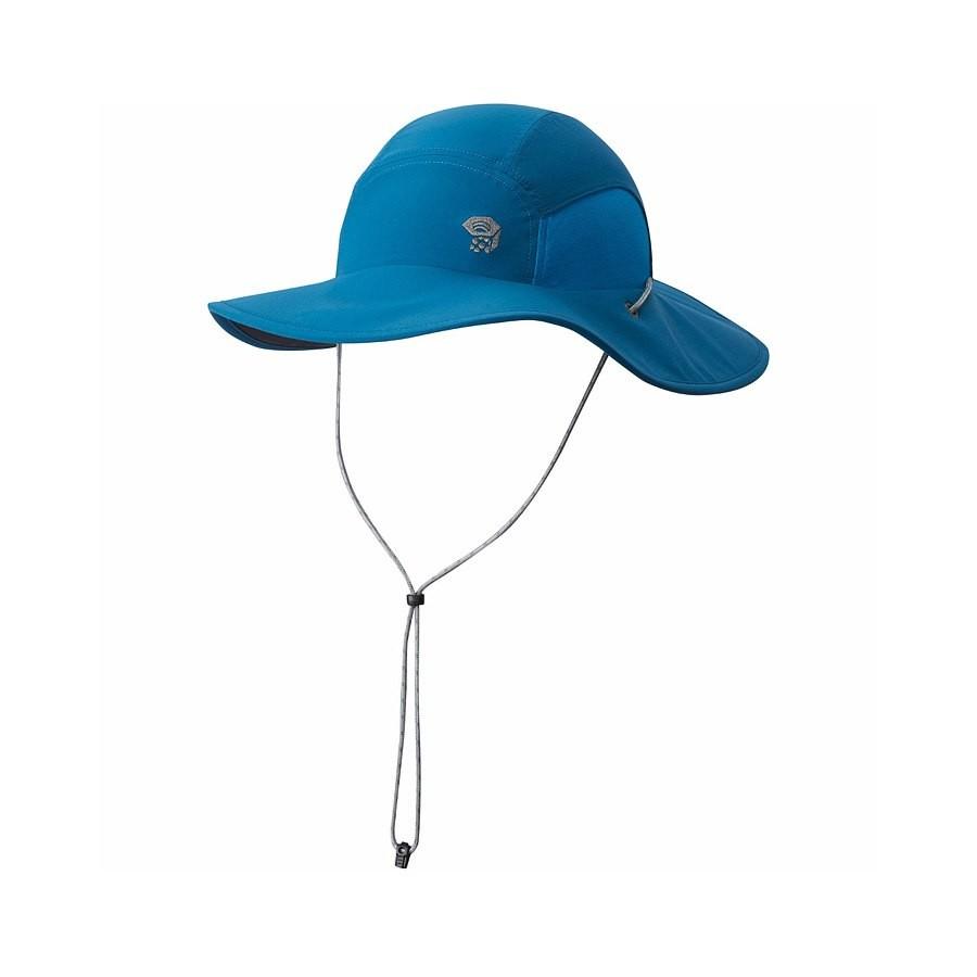 כובע לגברים - Chiller Wide Brim Hat II - Mountain Hardwear
