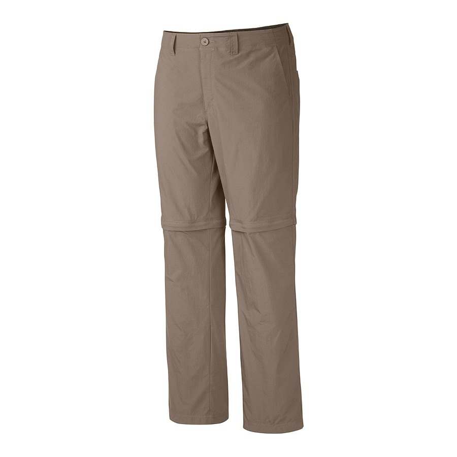 מכנסיים מתפרקים לגברים - Castil Convertible - Mountain Hardwear