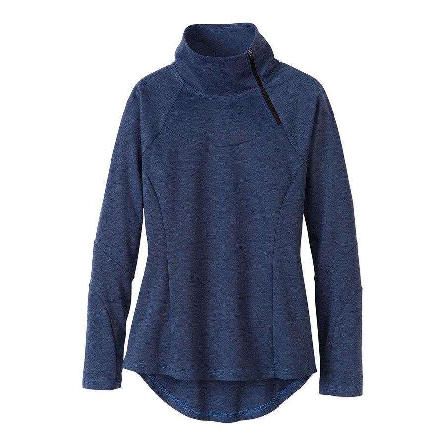 חולצה ארוכה לנשים - Bourke Top - Prana