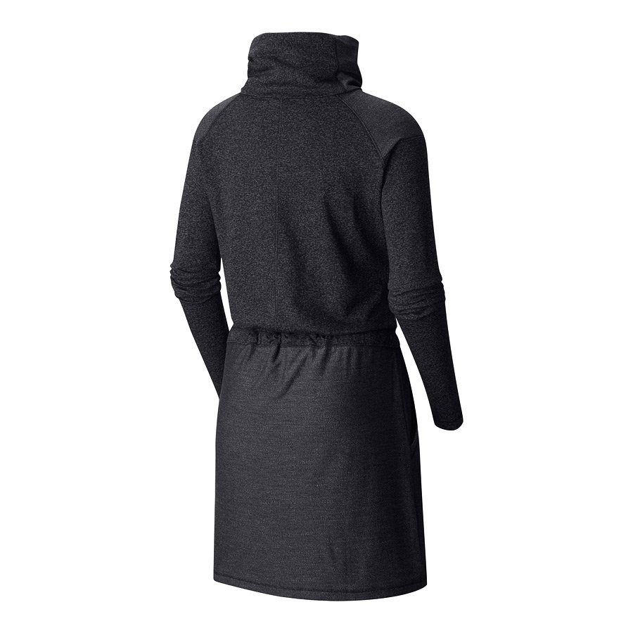 שמלת חורף לנשים - Shadow Knit Ls Dress - Mountain Hardwear