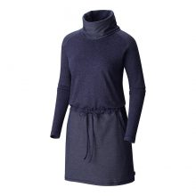 שמלת חורף לנשים - Shadow Knit Ls Dress - Mountain Hardwear