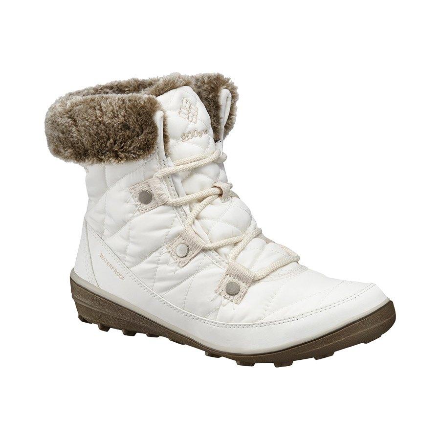 מגפיים מבודדים לנשים - Heavenly Shorty Omni-Heat - Columbia