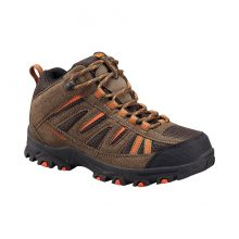נעלי טיולים לנוער - Youth Pisgah Peak Mid Waterproof - Columbia