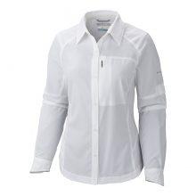 חולצה ארוכה לנשים - Silver Ridge - Columbia