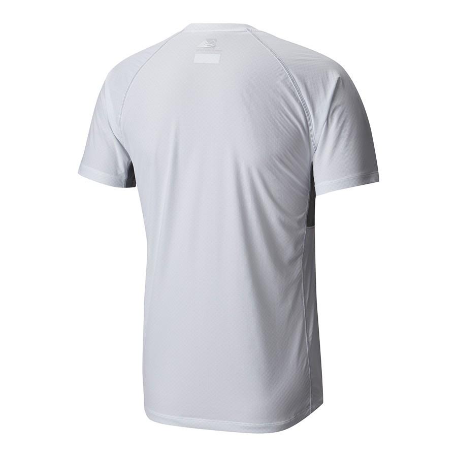 חולצה קצרה לגברים - Titan Ultra S/S Shirt - Columbia, Columbia Montrail
