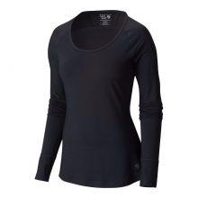 חולצה ארוכה לנשים - Butterlicious L/S Crew - Mountain Hardwear