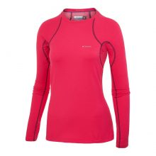 חולצה תרמית ארוכה לנשים - Heavy Weight Stretch Long Sleeve Top - Columbia