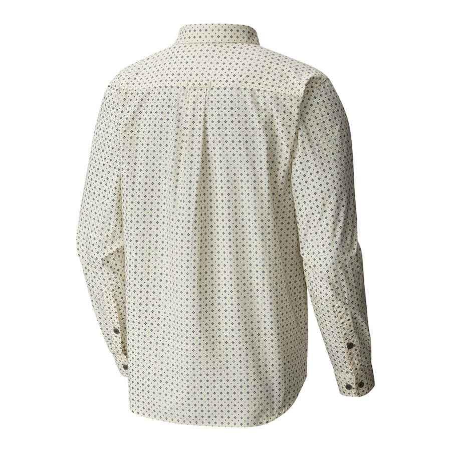 חולצה לגברים - Grey Cliff L/S - Columbia