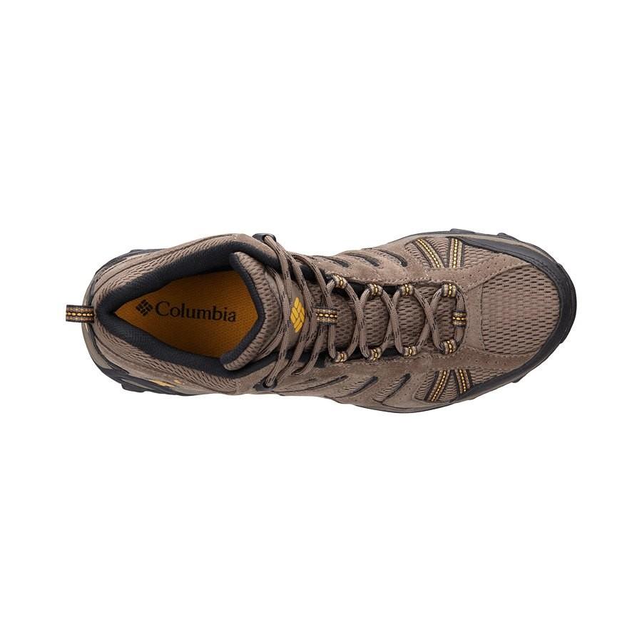 נעליים לגברים - North Plains II Waterproof Mid - Columbia