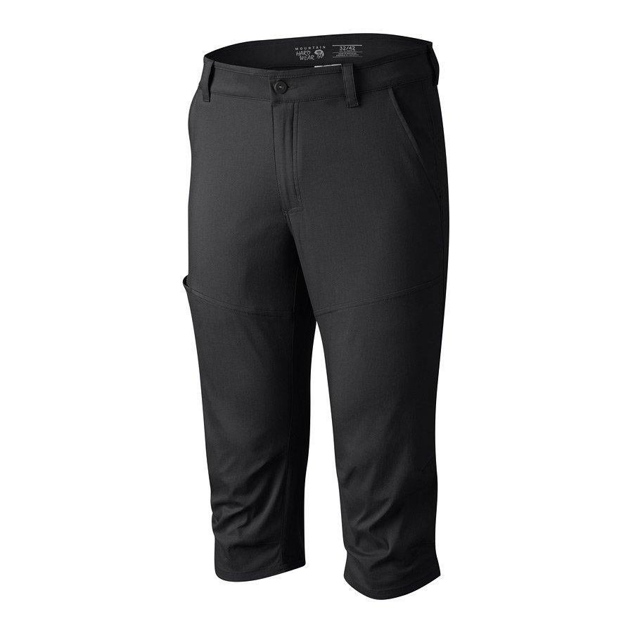 מכנסי 3/4 לגברים - Hardwear AP 3/4 Pant - Mountain Hardwear