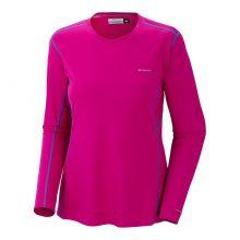 חולצה תרמית ארוכה לנשים - Midweight II Long Sleeve Top - Columbia