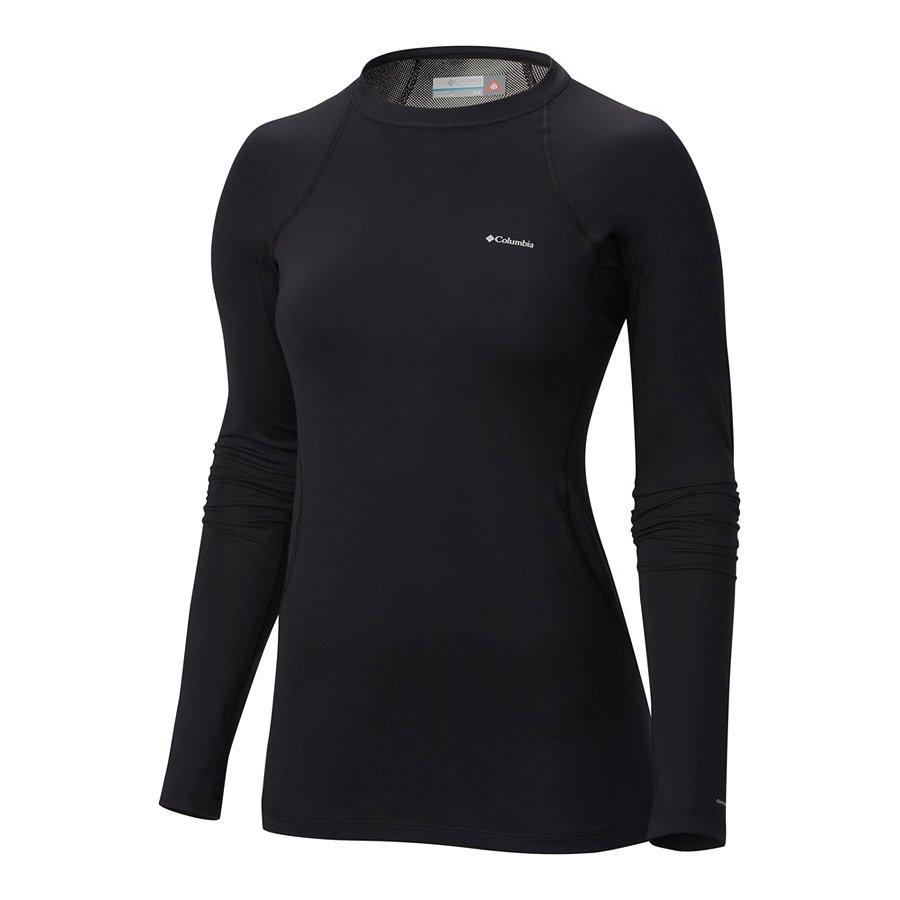 חולצה תרמית ארוכה לנשים - Midweight Stretch Long Sleeve Top - Columbia