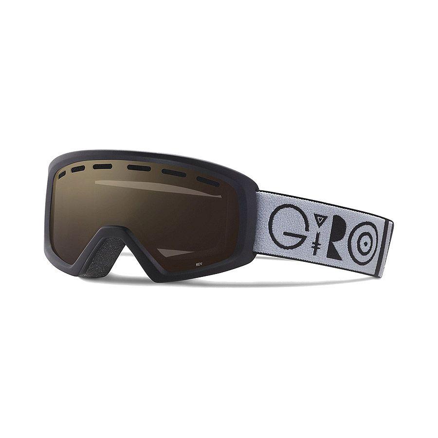 מסכת סקי לילדים - Rev - Giro