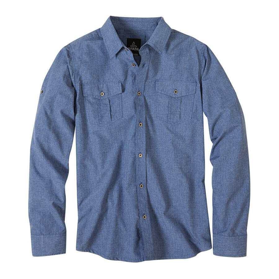 חולצה ארוכה לגברים - Ascension - Prana