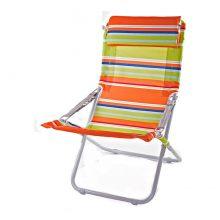 כסא חוף מתקפל - Quick Sand - Aztec