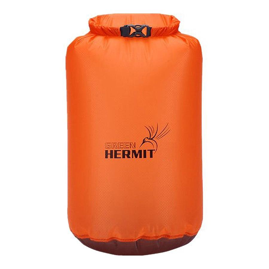 שק אטום למים - Ultralight Dry Sack 24 - Green-Hermit