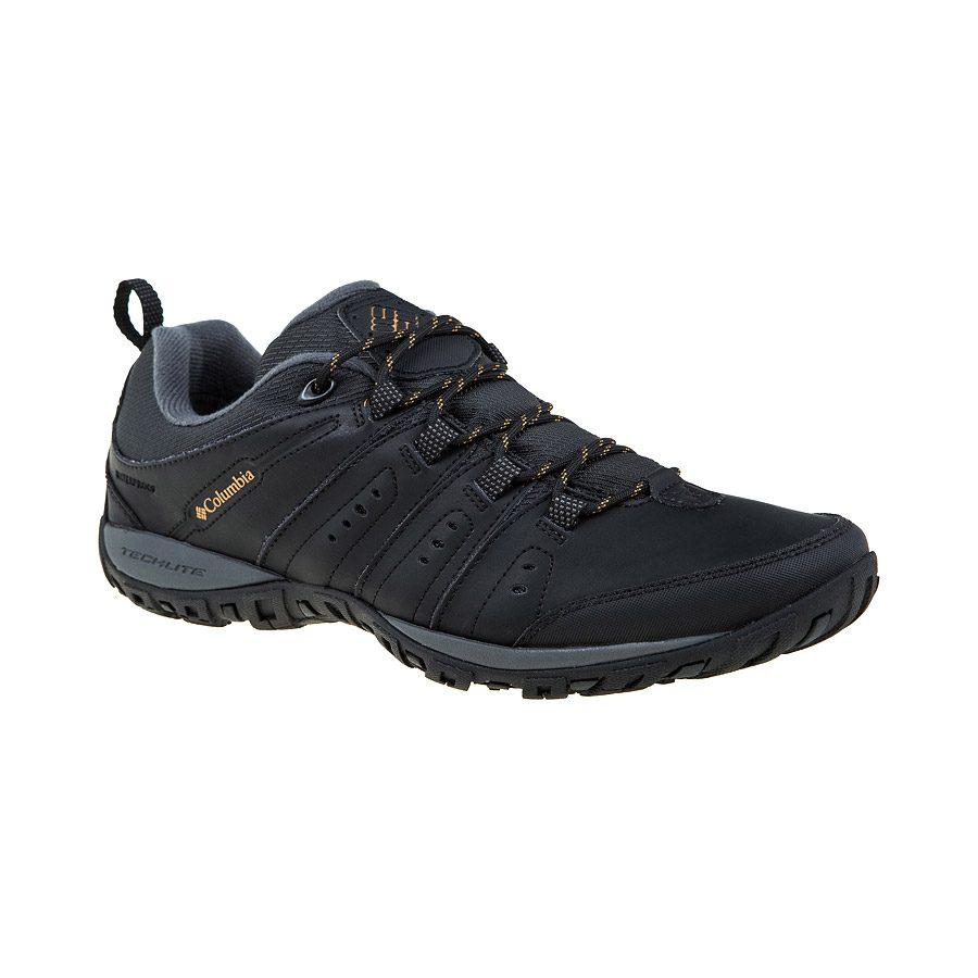 נעליים לגברים - Woodburn II Waterproof - Columbia