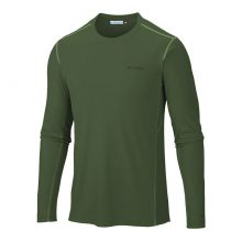 חולצה תרמית ארוכה לגברים - Midweight II Long Sleeve Top - Columbia