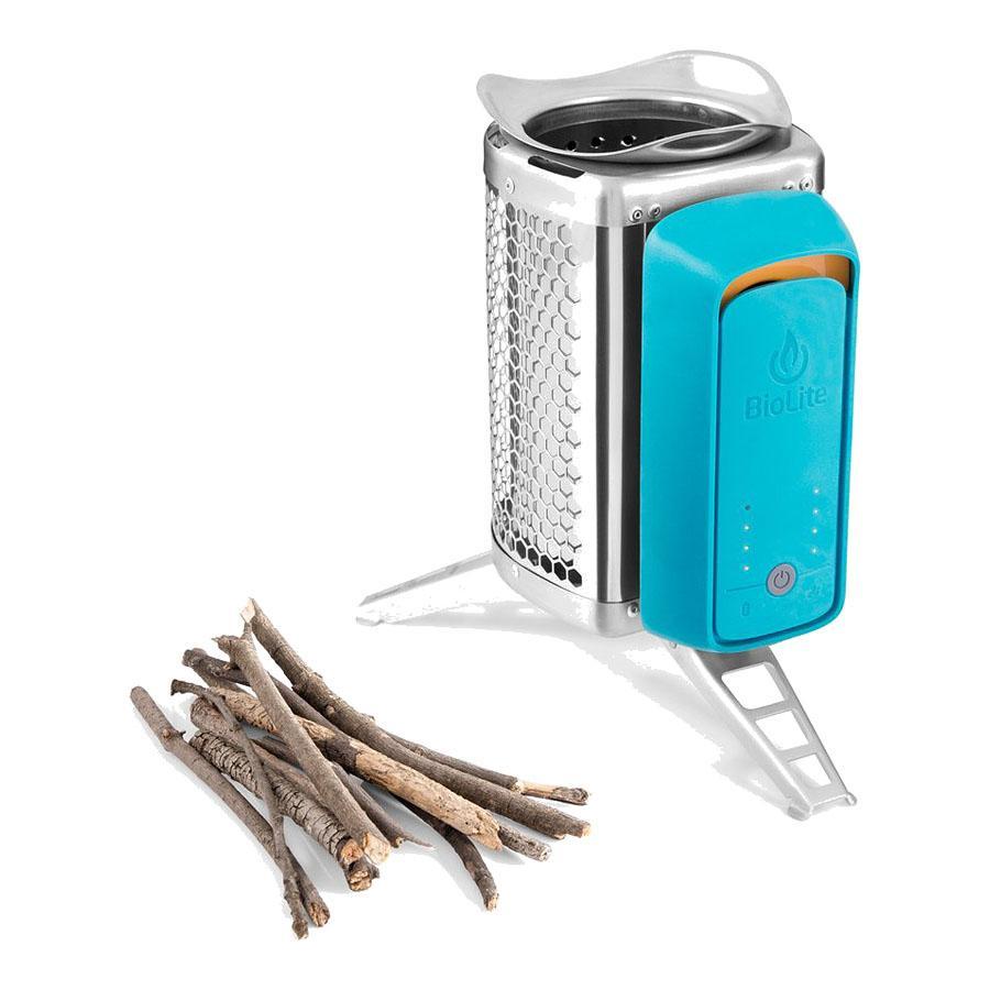 כירה ניידת חשמלית לבישול בשטח - CookStove - BioLite