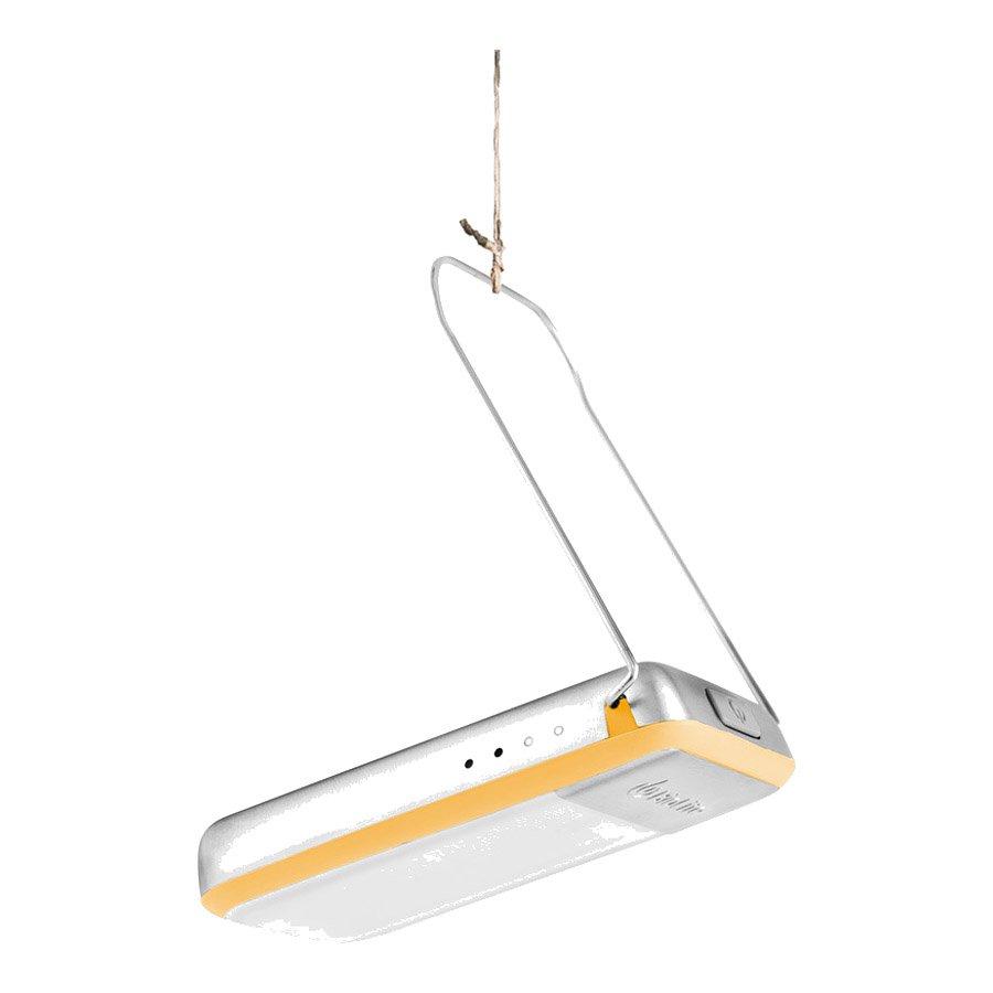תאורת שטח קומפקטית ומאגר חשמל - PowerLight Mini - BioLite