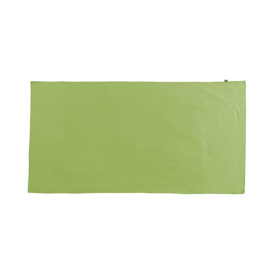 מגבת לטיולים - Superfine Towel L - Green-Hermit