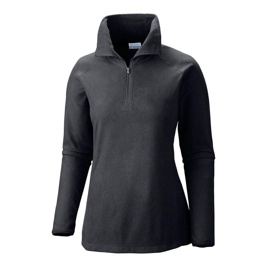 חולצת מיקרו-פליס לנשים - Glacial 3 Half Zip - Columbia