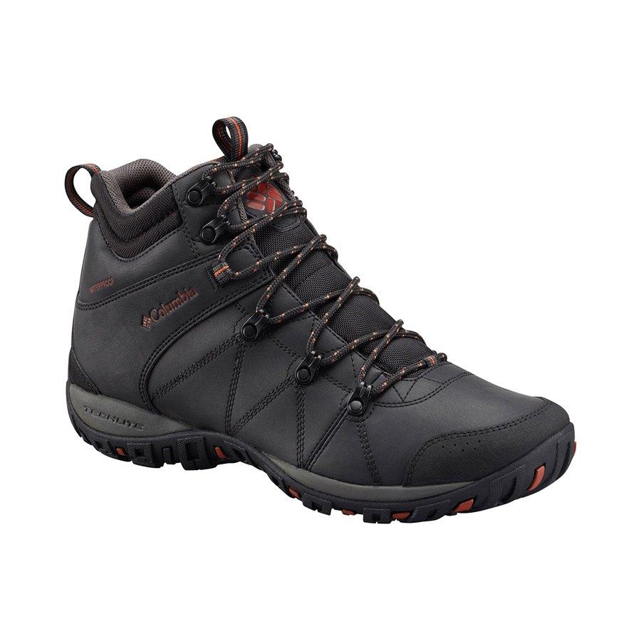 נעליים טיולים מבודדות לגברים - Peakfreak Venture Mid WaterProof - Columbia