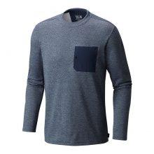 חולצה לגברים - Mainframe Crew L/S - Mountain Hardwear