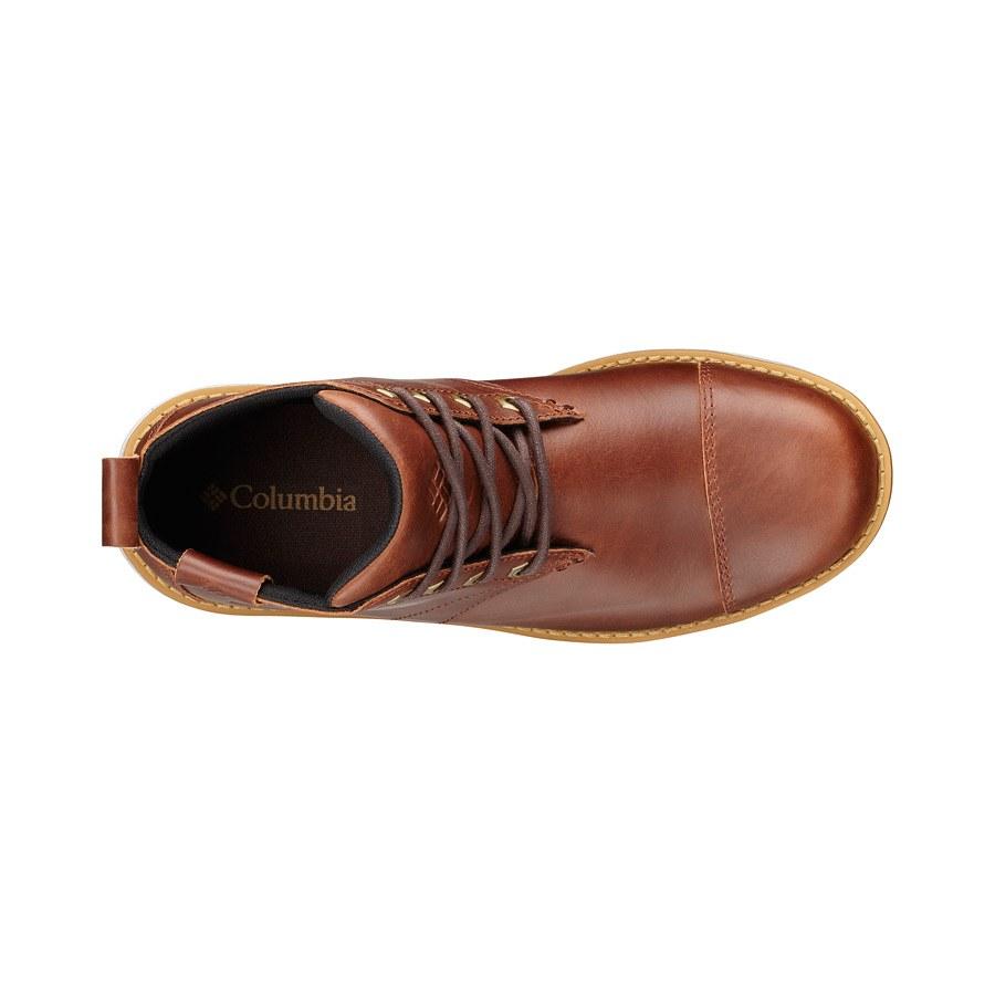 נעליים לגברים - Irvington LTR Chukka WP - Columbia