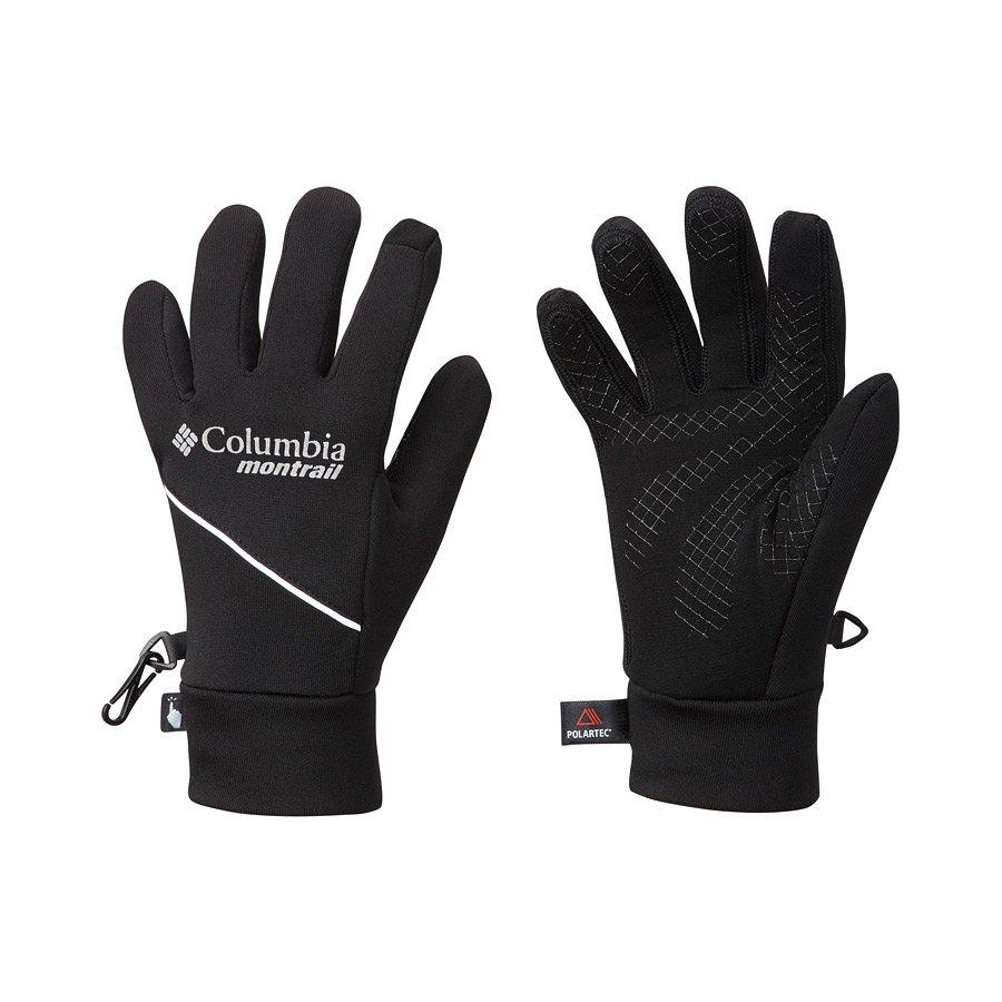 כפפות לנשים - Caldorado W Run Glove - Columbia Montrail