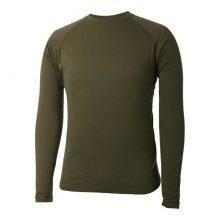 חולצת מיקרופליס לגברים - New Military M Crew - Terramar