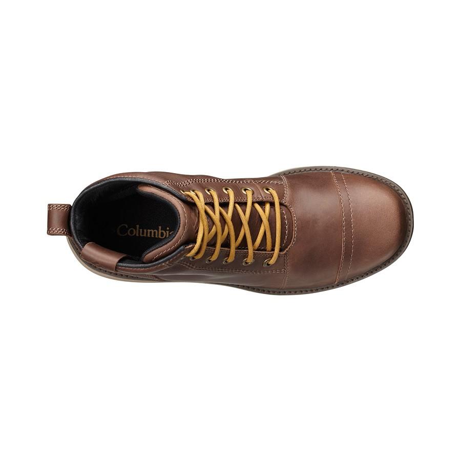 נעליים לגברים - Irvington 6 LTR Boot WP - Columbia