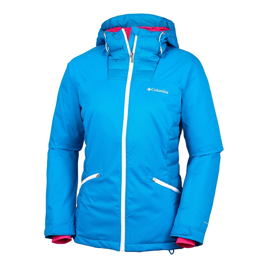 מעיל סקי וסנובורד לנשים - Salcantay Hood - Columbia