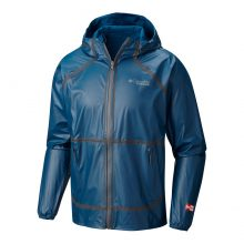 מעיל גשם לגברים - Outdry Ex Reversible Jacket - Columbia