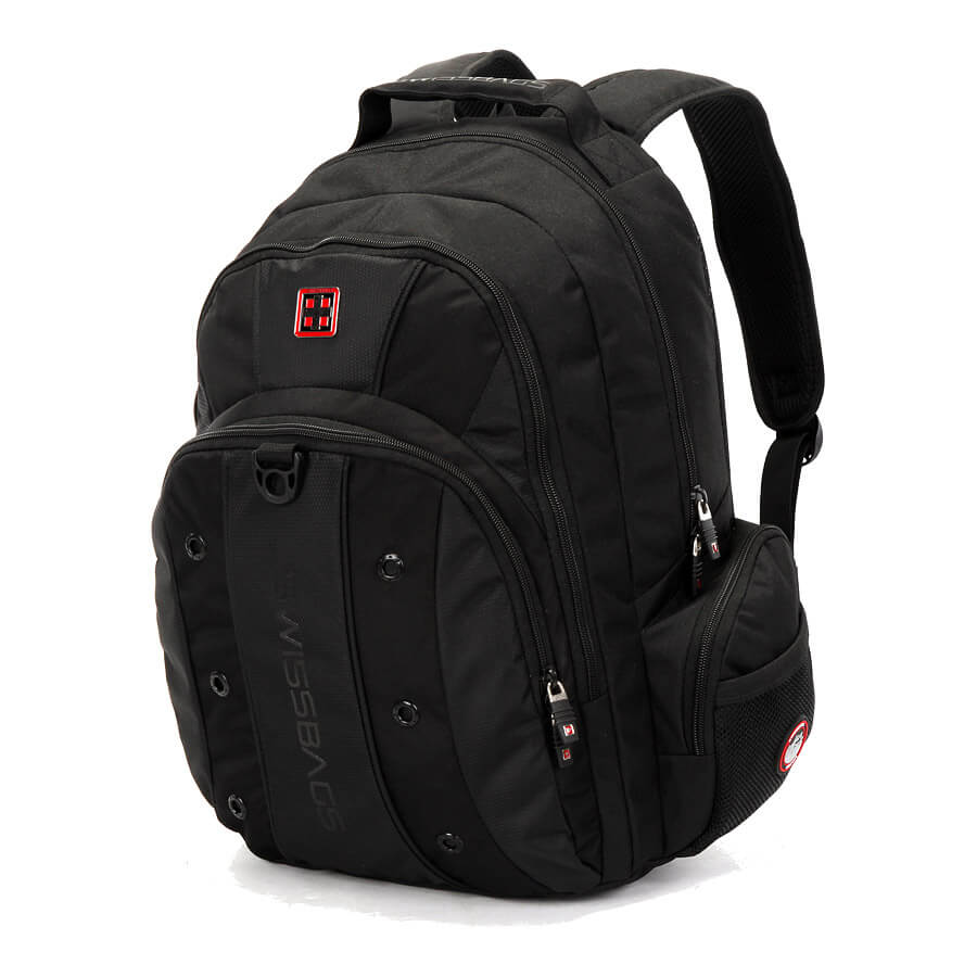 תיק יום - Davos Laptop Backpack - Swiss Bags