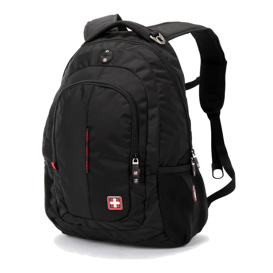 תיק יום - B2S Computer Backpack - Swiss Bags