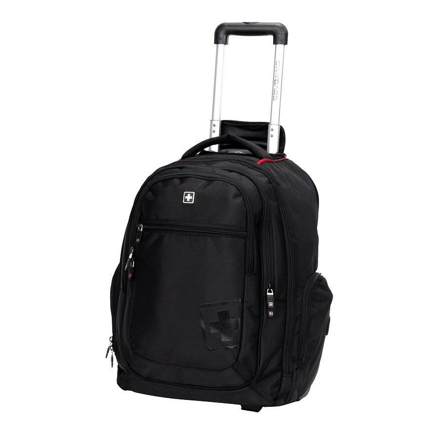 תיק גב טרולי - The Traveller Trolley - Swiss Bags