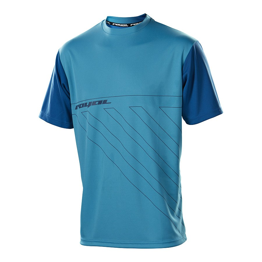 חולצת רכיבה - Altitude Jersey - Royal