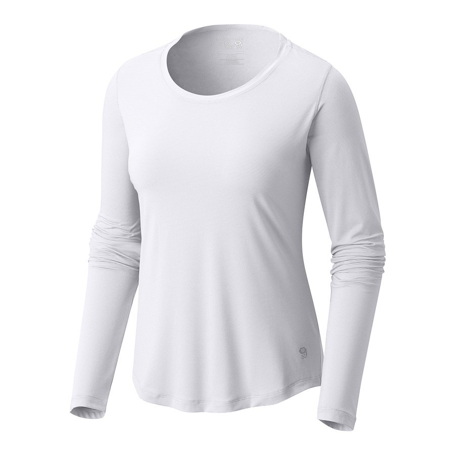 חולצה לנשים - Wicked Lite L/S T - Mountain Hardwear