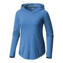 חולצה ארוכה לנשים - Crystal Point Hoodie - Columbia