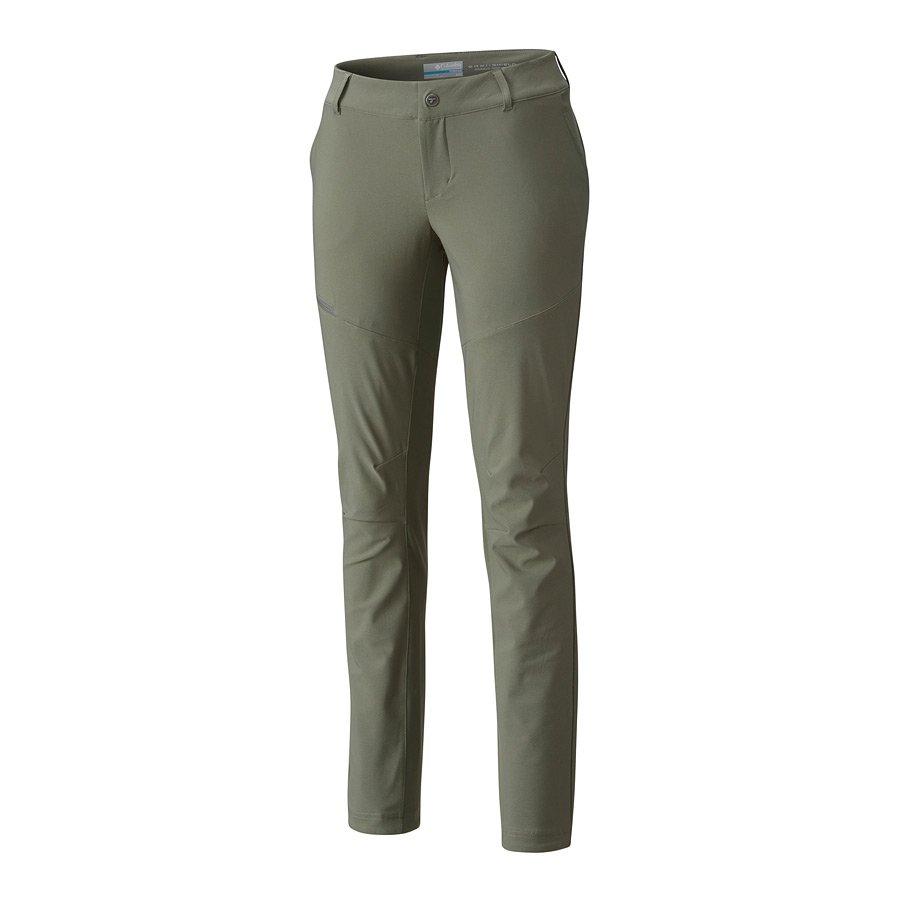 מכנסי טיולים ארוכים לנשים - Titan Trail Hybrid Pant - Columbia