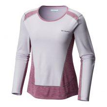 חולצה לנשים - Solar Chill L/S Shirt - Columbia