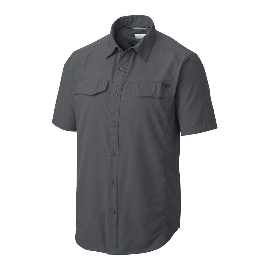 חולצה קצרה לגברים - Silver Ridge - Columbia