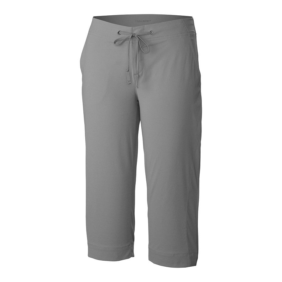 מכנסי טיולים קצרים לנשים - Anytime Outdoor Capri - Columbia
