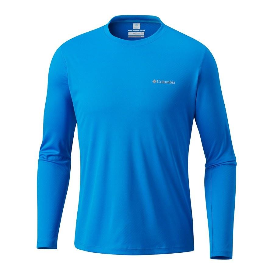 חולצה ארוכה לגברים - Zero Rules Long Sleeve - Columbia
