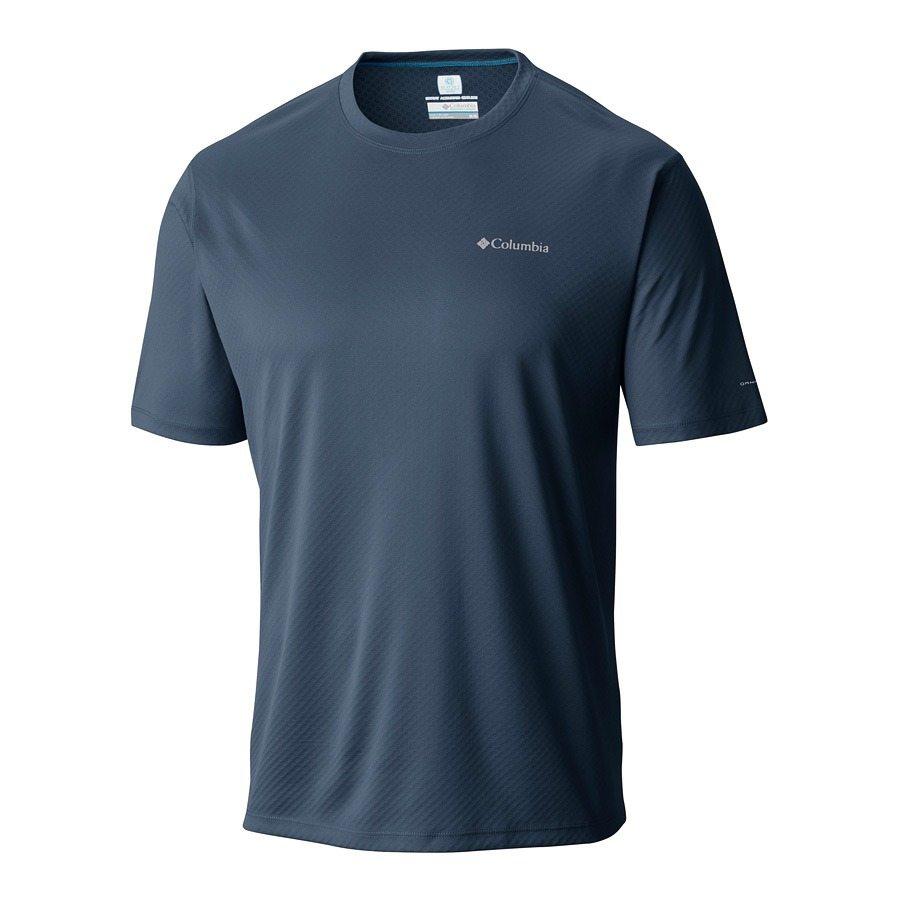 חולצה קצרה לגברים - Zero Rules Short Sleeve Shirt - Columbia
