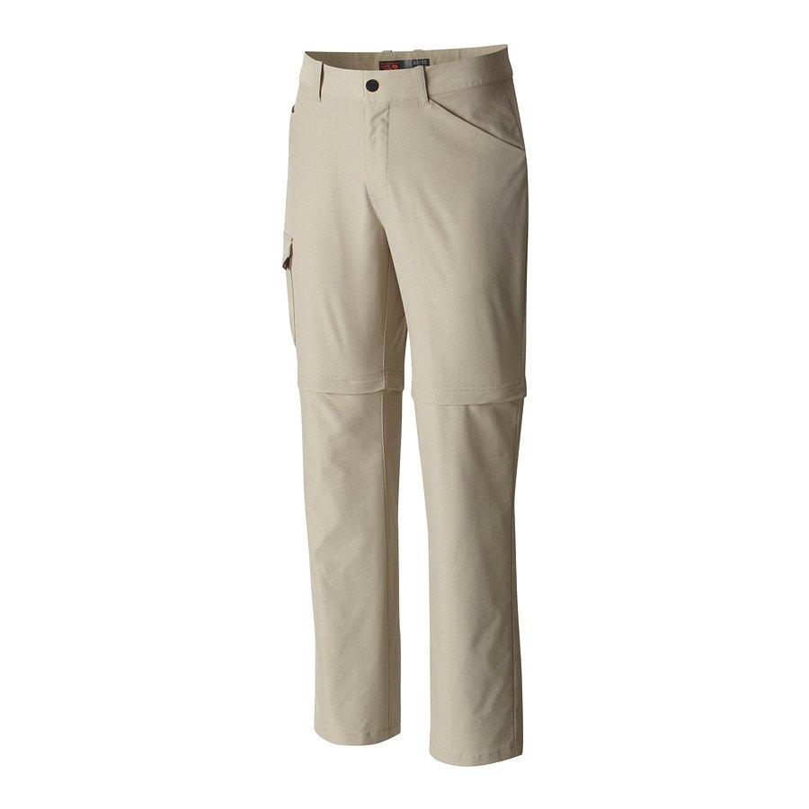 מכנסיים מתפרקים לגברים - Canyon Pro Convertible Pant - Mountain Hardwear